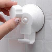 免钻吸盘挂钩 玻璃挂钩 厨房 卫生间 浴室 卧室挂钩 墙壁挂挂钩 2个装