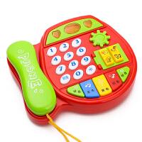 婴幼儿童玩具电话机婴儿小孩益智音乐手机宝宝0-1-3岁