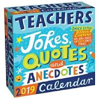 【现货】英文原版 教师趣事2019年日历 每天一页 教师节幽默创意礼物 Teachers 2019 Day-To-Day
