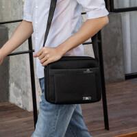 男包斜挎包背包单肩包男士韩版休闲防水牛津布包旅行商务挎包小包
