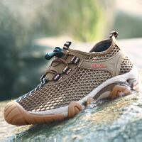 户外鞋男鞋登山鞋女鞋夏季防水防滑男士徒步鞋运动爬山旅游鞋
