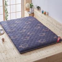 榻榻米床垫褥子加厚1.5m 1.8m床垫被 0.9米学生宿舍床垫地铺睡垫