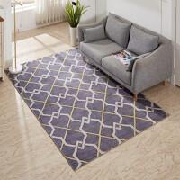 地毯客厅现代简约家用沙发茶几垫几何北欧长方形定制可机洗定制T
