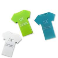 SSK飚王 SCRS052 TF读卡器 T恤 衣服 TF读卡器 Micro SD读卡器 手机内存卡读卡器 内存卡读卡器