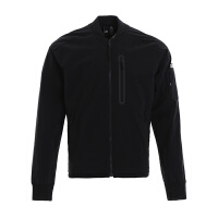 Adidas阿迪达斯男装外套 2018新款运动休闲立领防风夹克 DV3310