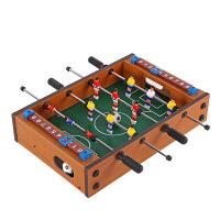 迷你足球桌男孩生日礼物亲子互动游戏桌上足球台儿童益智桌游玩具