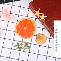 手工蜡烛diy材料干花果 香熏蜡烛diy材料水果配件精美包装