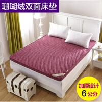 榻榻米折叠加厚海绵床垫床褥子双人地铺垫被经济型1.2米1.5m 1.8m