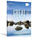 正版现货 Great Writing 4 Text with Online Access Code美国本土中学教程 英