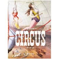 美国马戏团宣传画海报广告 1870s�C1950s 摄影复古风海报 全彩绘图 艺术设计图书