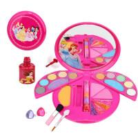 儿童节礼物 男孩儿童化妆品公主彩妆盒套装组合安全小孩过家家女孩玩具益智早教启蒙