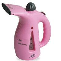 春笑CX-108迷你挂烫机 手持熨烫机电熨斗 蒸汽美容家用熨衣机 粉色