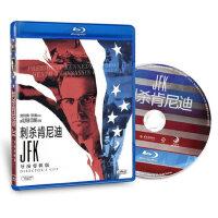 刺杀肯尼迪 正版高清蓝光电影碟片BD50欧美电影盘 奥斯卡 含花絮