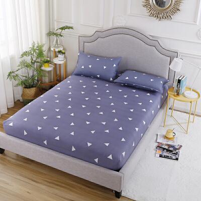 床笠单件床罩席梦思保护套 防尘罩薄棕垫床垫套1.2/1.5/1.8m米床