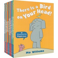 【首页抢券300-100】An Elephant and Piggie Book 小猪小象系列 Mo Willems 吴
