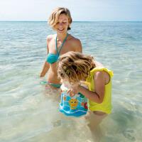 儿童充气潜水镜泳池海滩水桶 玩沙工具戏水玩具带提绳