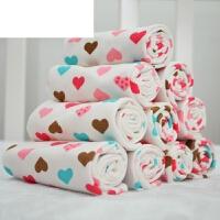 婴儿尿布全棉布料针织棉新生儿可洗尿片芥子初生儿用品定制 L