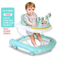 儿童学步车音乐小孩折叠助步车6/7-18个月宝宝带刹车玩具