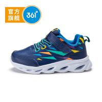 【秋尚新】361度童鞋男童跑鞋18秋季新款小童运动鞋透气儿童鞋子K71834507