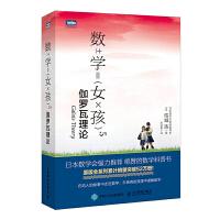数学女孩5 伽罗瓦理论 日本数学会强力好玩迷人的数学科普书 看青春小说学硬核数学 原版全系列累计销量突破52万册