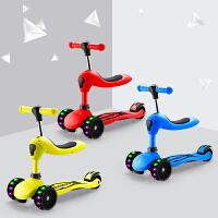 儿童平衡车滑步1-2-3-6岁小孩三合一溜溜扭扭滑行滑板宝宝学步车