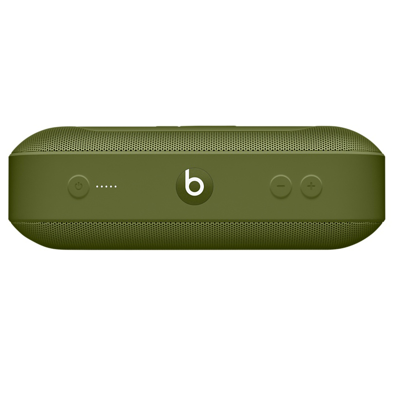 Beats Pill+ 便携式蓝牙无线音响 草原绿 MQ352CH/A可使用礼品卡支付 国行正品 全国联保