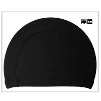 弹力 舒适纯色布泳帽 单色游泳帽 男士女士儿童通用锦纶/涤纶布帽