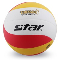 Star世达 排球VB4035-34 合成皮革 5号排球