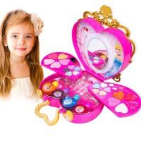 美妆冰雪奇缘儿童化妆品公主彩妆盒娃娃化妆盒女孩礼物玩具