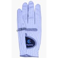、 高尔夫手套 男士款GOLF球手套超纤布料防滑耐磨透气左手单只