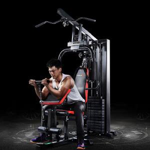 启迈斯 大型多功能健身器材家用运动力量组合器械健身房