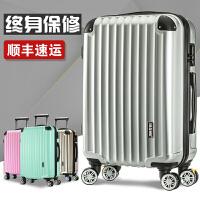 拉杆箱万向轮行李箱旅行箱包手拉皮箱拖箱学生男女20寸24寸28寸潮SN6492定制