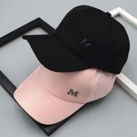 帽子女网帽夏天户外透气网纱鸭舌帽女士韩版时尚百搭遮阳帽棒球帽