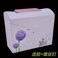 方形塑料草纸盒 厕所卫生间纸巾盒手纸厕纸盒 免打孔手纸架箱