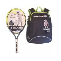儿童网球拍 HEAD Novak 23/25 儿童拍初学网球拍
