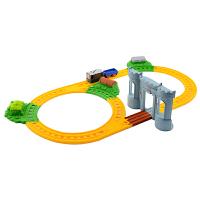 [当当自营]Thomas&Friends 托马斯和朋友之托比寻宝大冒险套装 儿童情景轨道玩具 BMF07