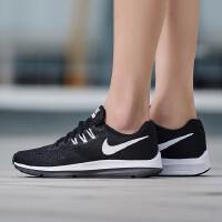 NIKE耐克2017新款女鞋跑步运动跑步鞋898485-001