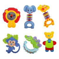 宝贝婴儿玩具益智婴幼儿玩具摇铃女宝宝