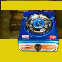 煤气单灶液化气天然气不锈钢炉具家用节能猛火灶头沼气专用灶