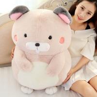 可爱玩偶男孩女孩生日礼物抱枕萌熊猫布娃娃毛绒玩具公仔
