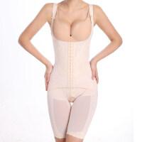 塑形收腹束腰提臀减肚子紧身连体塑身美体内衣服产后女士
