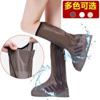 防水鞋套高筒男女户外雨鞋套 雨鞋套 防雨鞋套