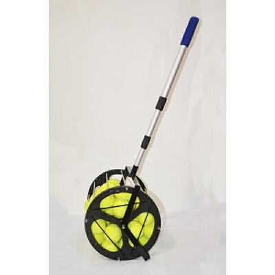 网球捡球器自动捡球筐收球框多球篮训练器不漏球 发货周期:一般在付款后2-90天左右发货,具体发货时间请以与客服协商的时间为准