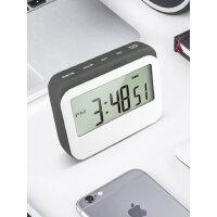 倒计时器提醒器学生用高考考研做题时间管理器厨房定时器闹钟静音
