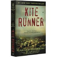 The Kite Runner 《追风筝的人》英文原版-平装