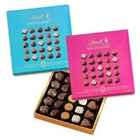 [当当自营] 瑞士进口 Lindt 瑞士莲精选巧克力礼盒装 150G