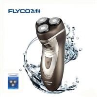 飞科(FLYCO)剃须刀 FS355 男士充电电动刮胡刀三刀头3D全身水洗胡须刀 带飞科原装FS355 刀头
