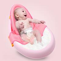 婴儿浴盆小号新生儿用品大号小孩沐浴桶可坐躺通用宝宝洗澡盆
