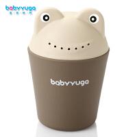 婴儿花洒浴勺水勺 宝宝洗澡沐浴洗头杯洗发杯戏水水瓢