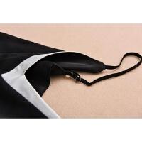 黑白吊带背心女打底衫外穿宽松v领小背心韩版夏短款百搭吊带上衣